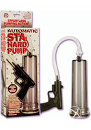 Automatic Sta Hard Pump 8 Inch Smoke