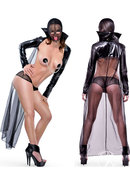 Fetish Fantasy Lingerie Twilight Night Costume One Size...
