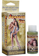 Spanish Fly Supplement Sinful Cinnamon 1 Ounce