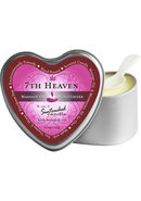 3 In 1 Suntouched Heart Massage Oil Candle 7th Heaven 4.7...