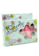 Angels Butterfly Massager Jelly Clitoral Stimulation Pink