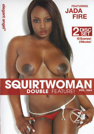 Squirtwoman Double Feature