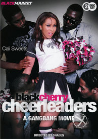 Black Cherry Cheerleaders {dd}