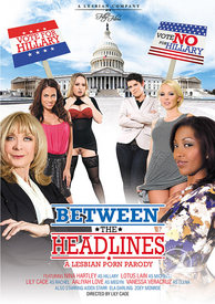 Between The Headlines Lesbian Parody