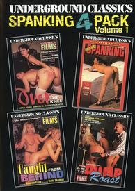 Spanking 4 Pack {4 Disc Set}