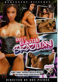 Butt Blasted Brazilian Babes02(disc)