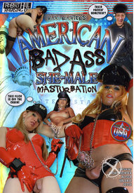 American Bad Ass She Male Masturbati