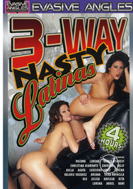 4hr 3 Way Nasty Latinas (disc)