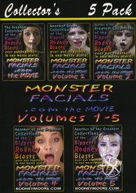 5pk Monster Facials 1-5