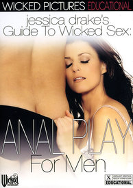 Jessica Drake Guide To Anal Play Men