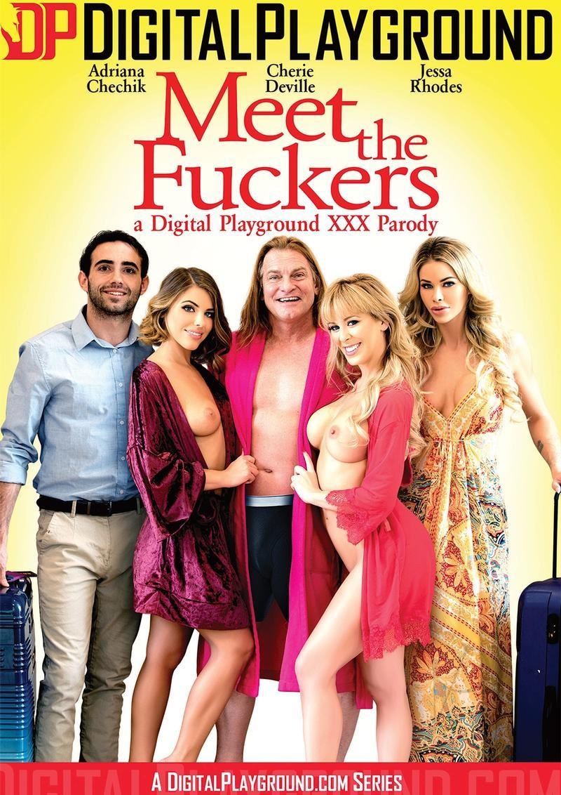 Meet The Fuckers A Dp Xxx Parody