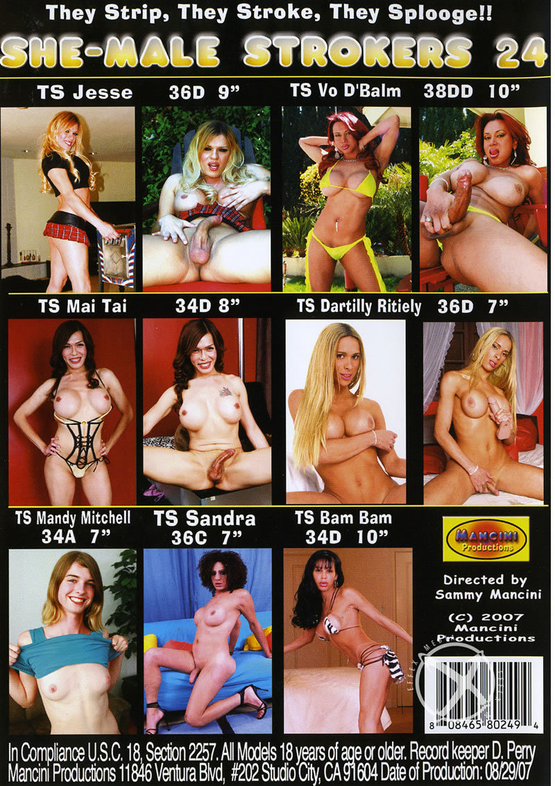 Shemale strokers 18 pics galleries 497