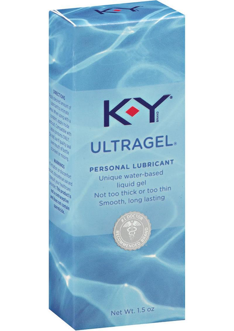 Ky Ultragel Personal Lube 1.5 Oz