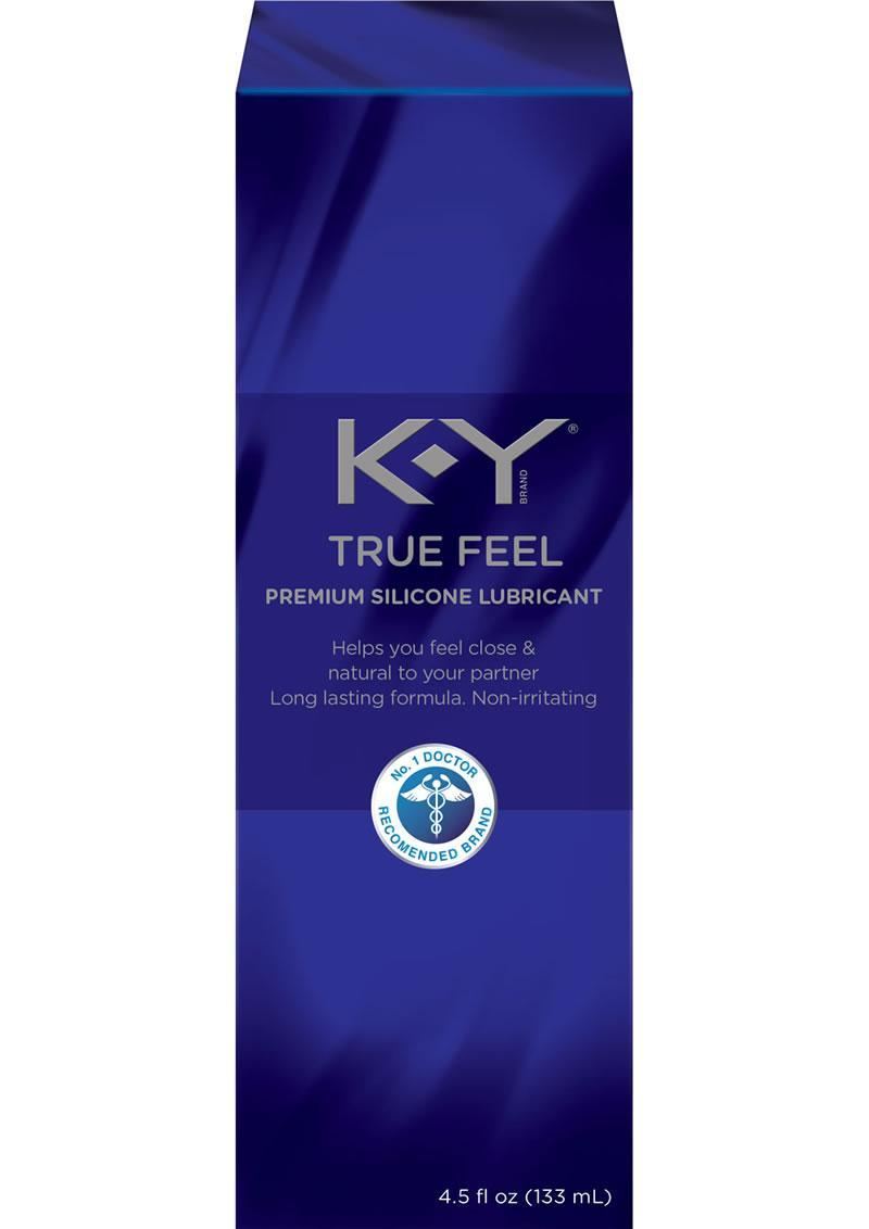 Ky True Feel Silicone 4.5 Oz