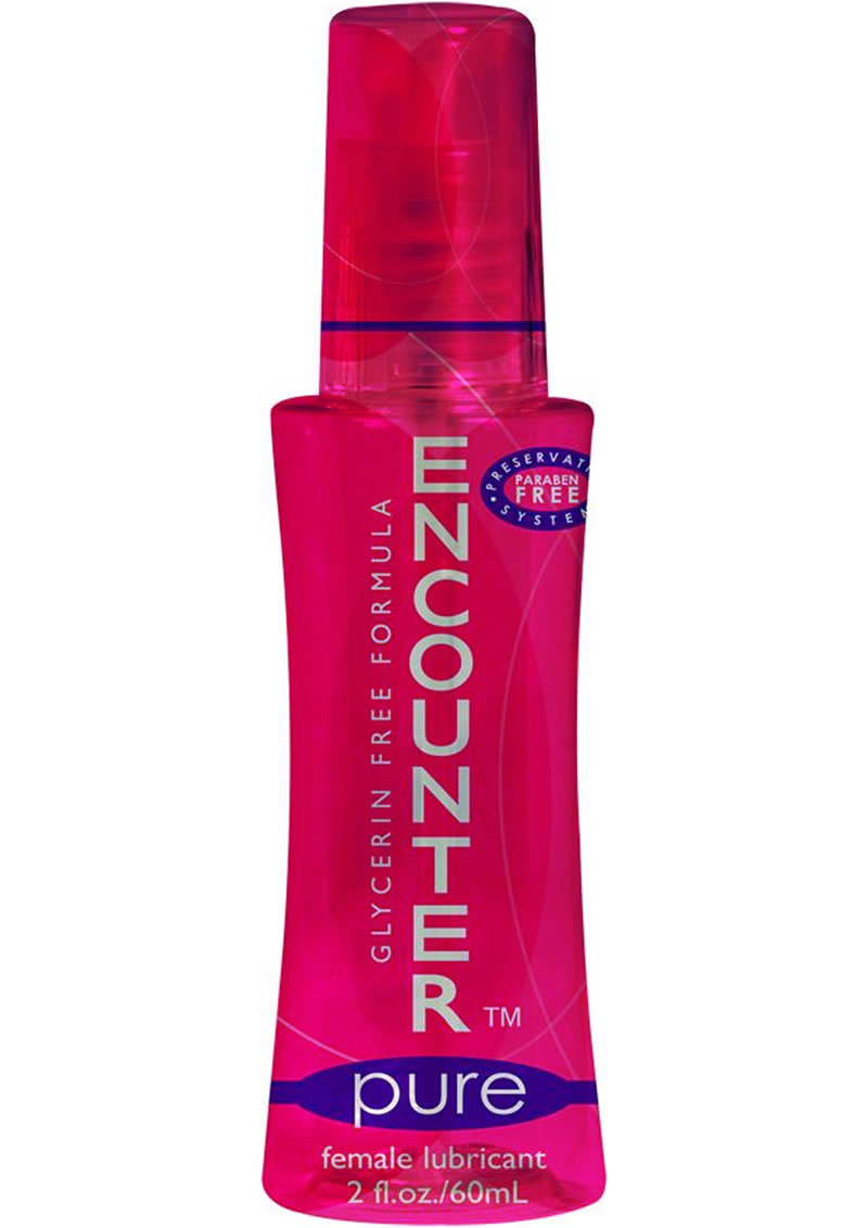 Encounter Pure Female Water Based Lubricant 2 Ounce