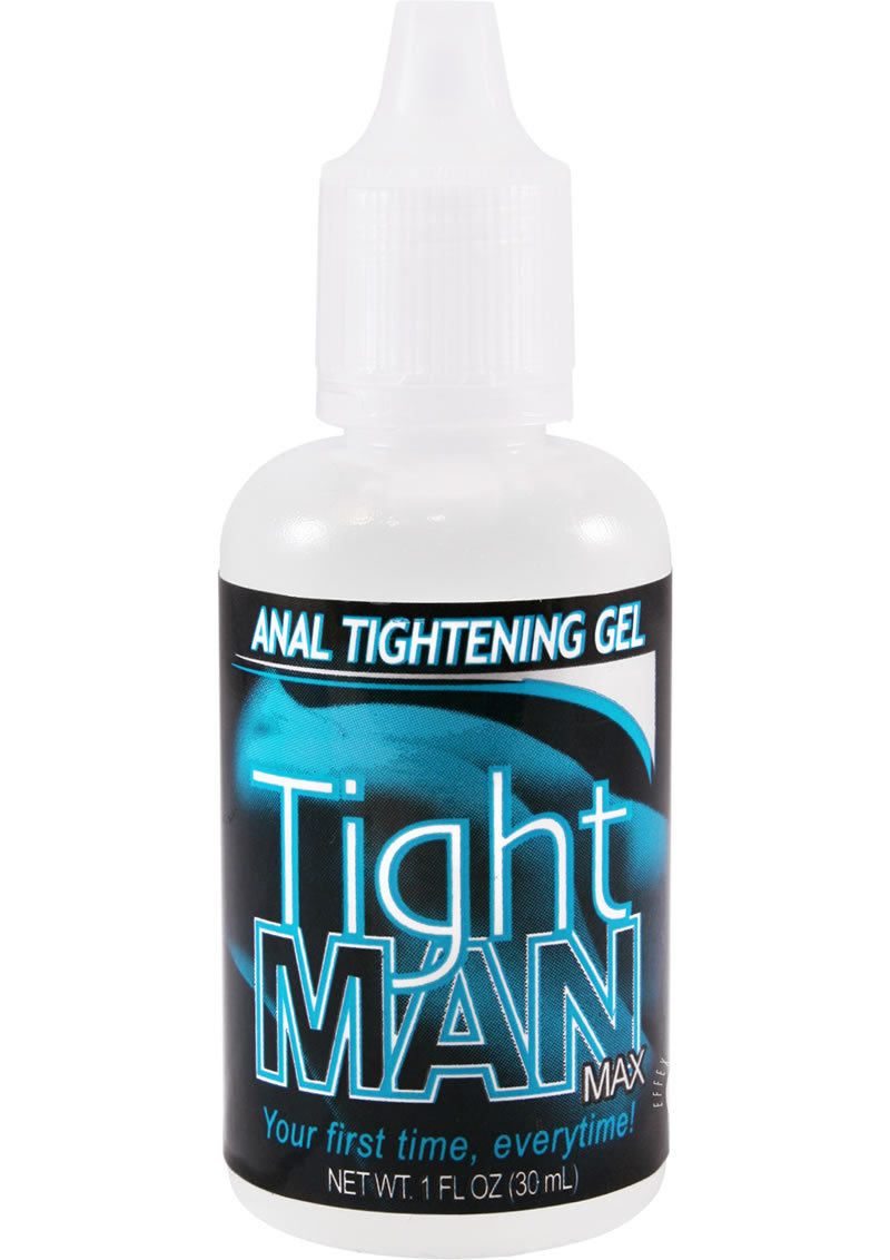 Tight Man Max Anal Tightening Gel 1 Ounce