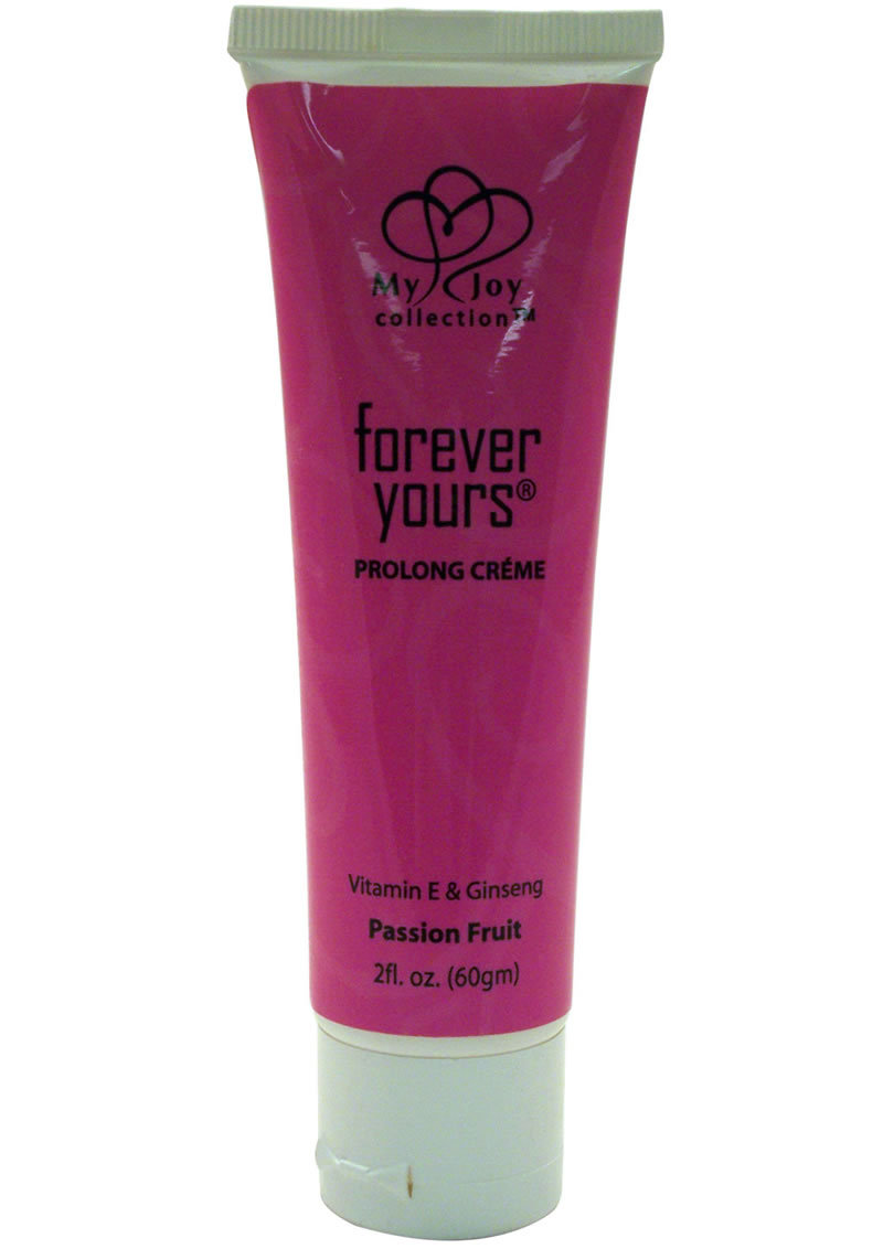 Forever Yours Prolong Creme Passion Fruit 2 Ounce